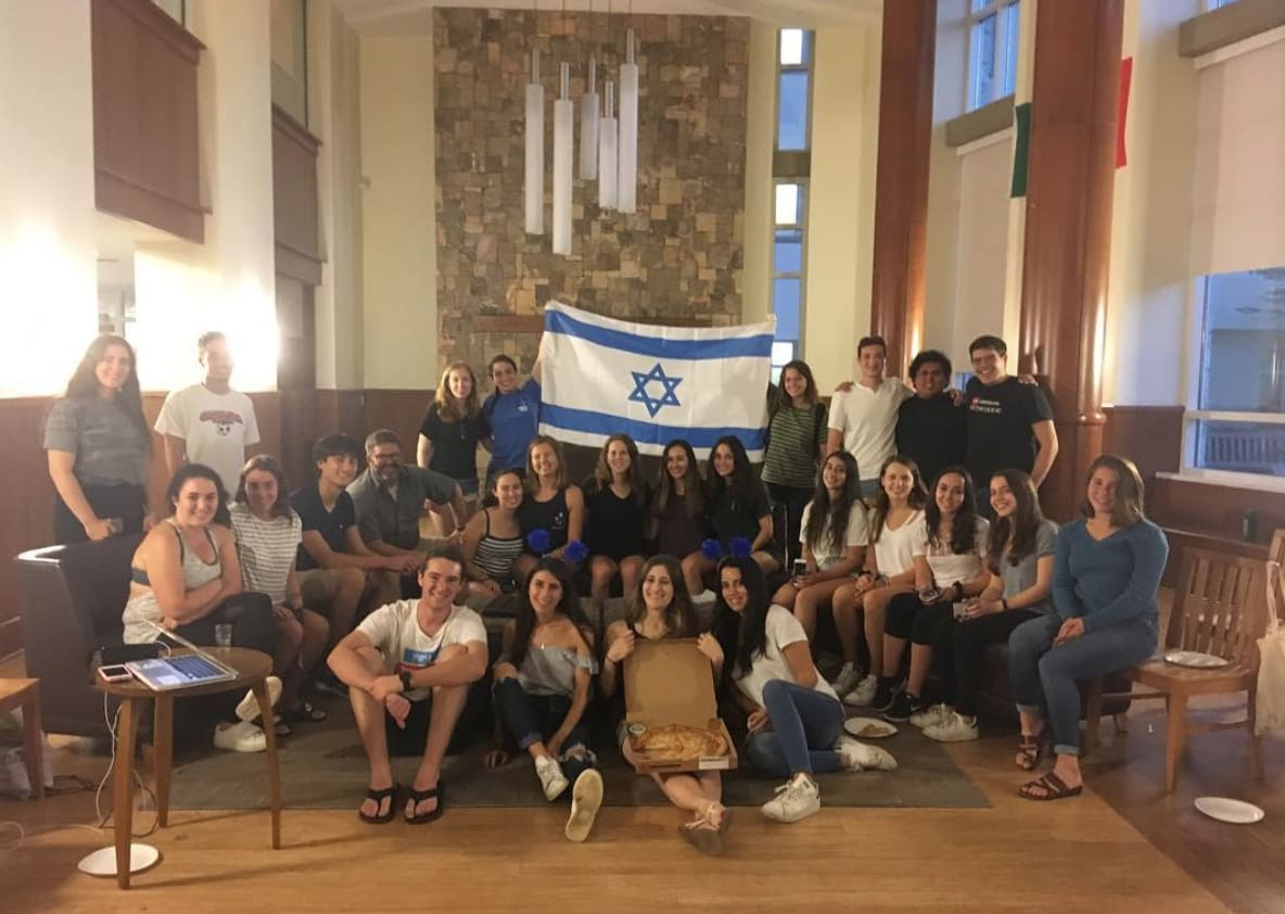 Eagles for Israel group