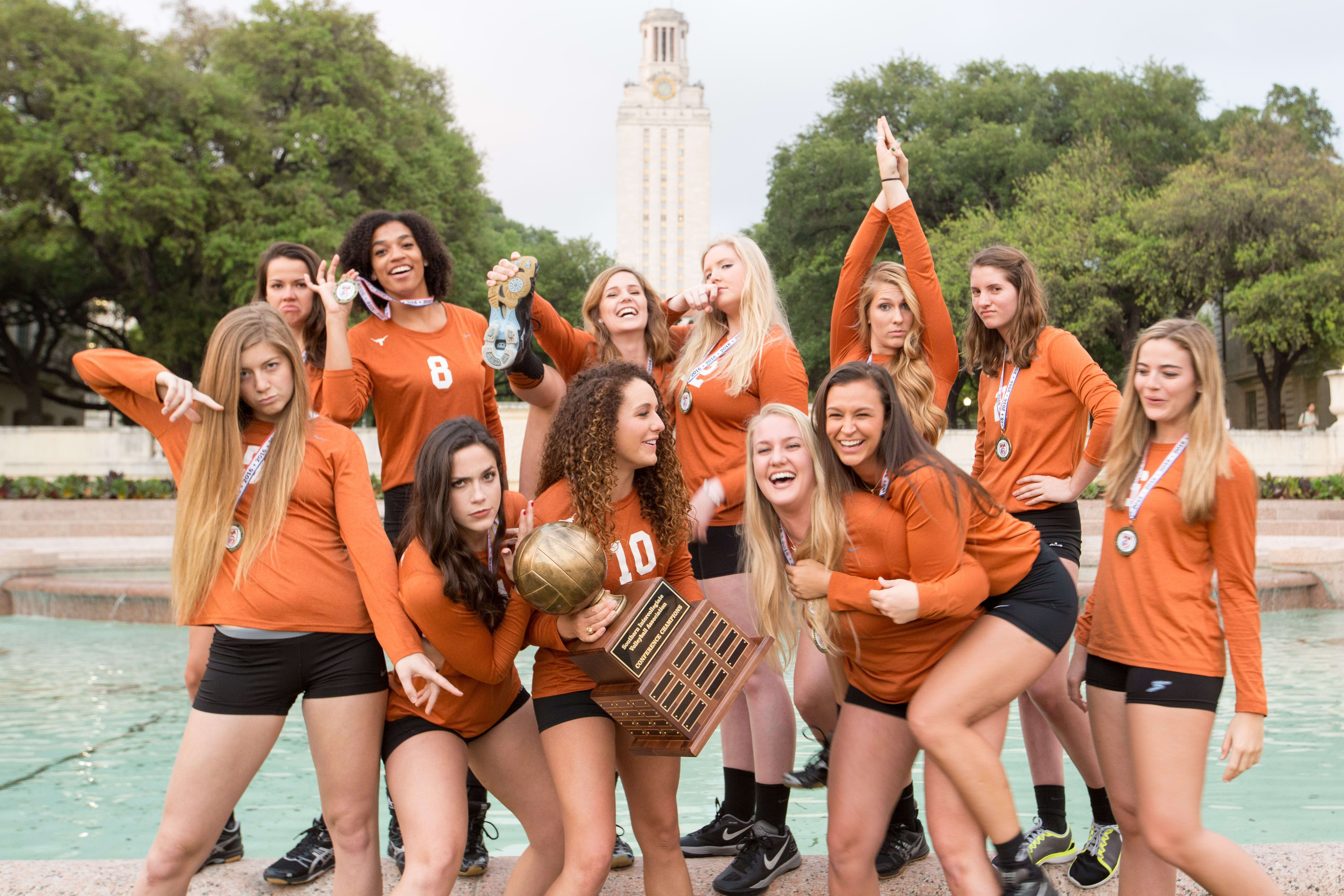 2017 40 Hours For The Forty Acres Texas Womens Club Volleyball