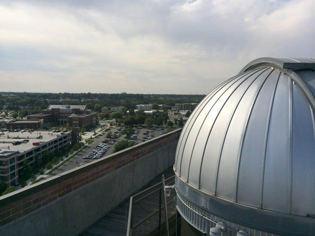 Boise State University Observatory Dome