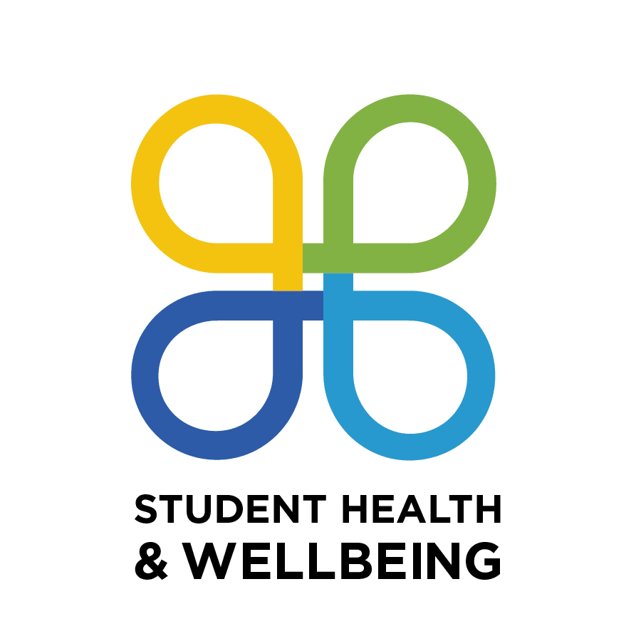 Student Health and Wellbeing Logo