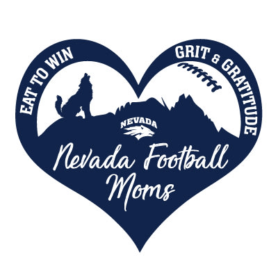 Nevada Football Moms Logo
