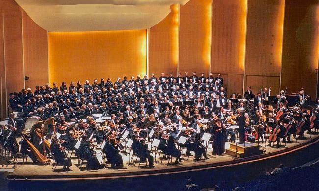 Buffalo Philharmonic Orchestra and Chorus, Kleinhans Music Hall