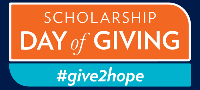 Hope College Scholarship Day of Giving 2017