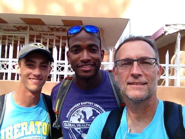 First Haiti Trip