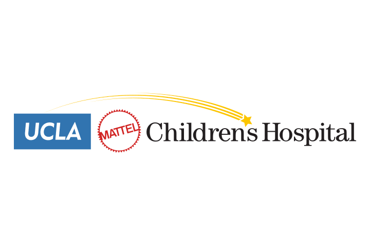 Logo: Mattel Children's Hospital