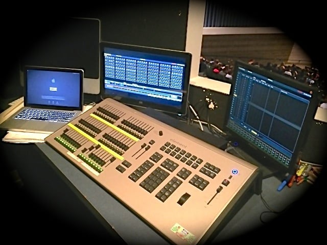 The ETC EOS Element Console - a tool for training, creativity and innovation.