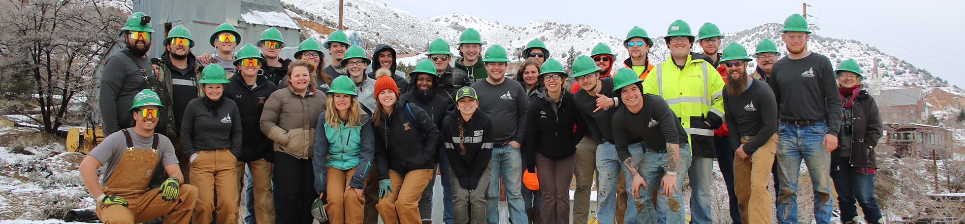 Montana Tech Mining Team Competition