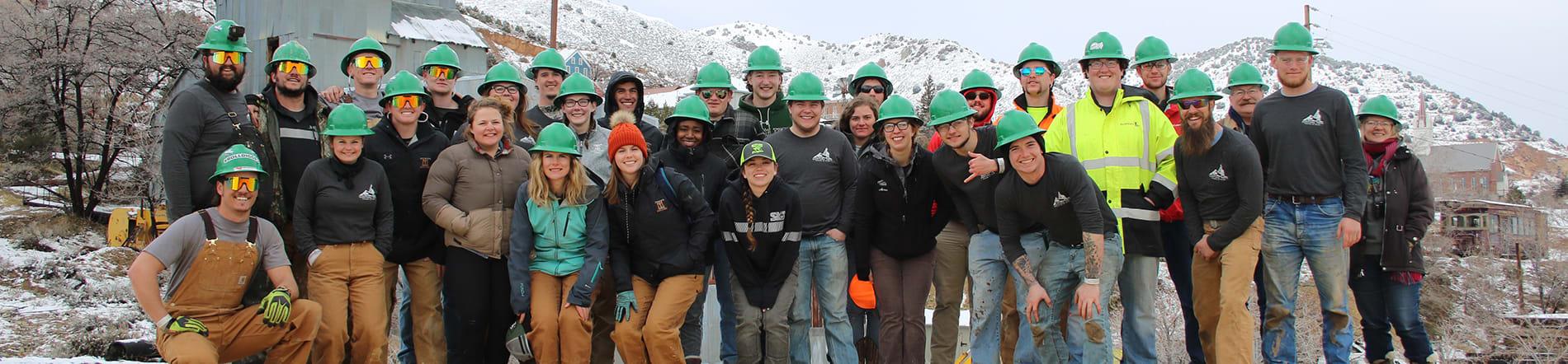 Montana Tech Mining Team Competition