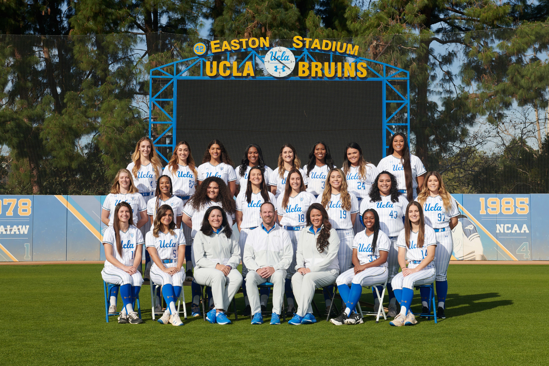 UCLA softball team