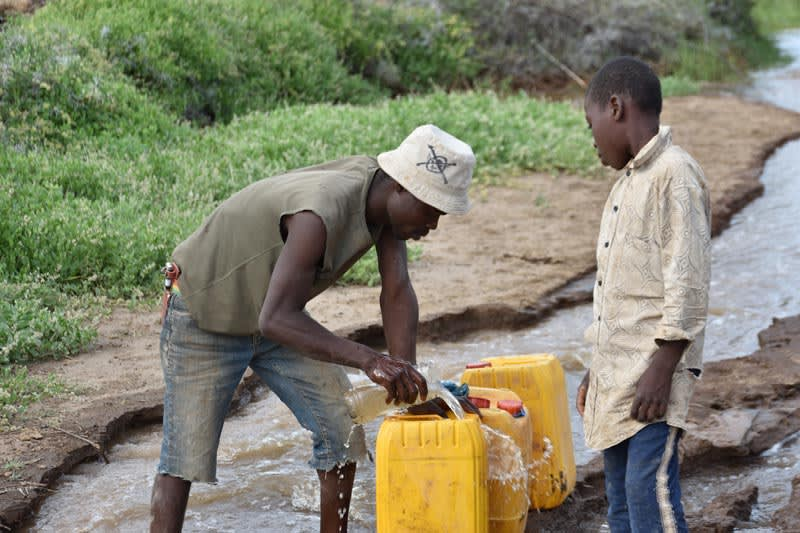 Bringing Water to Marwa Village