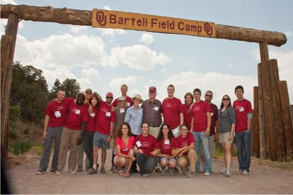 Bartell Field Camp