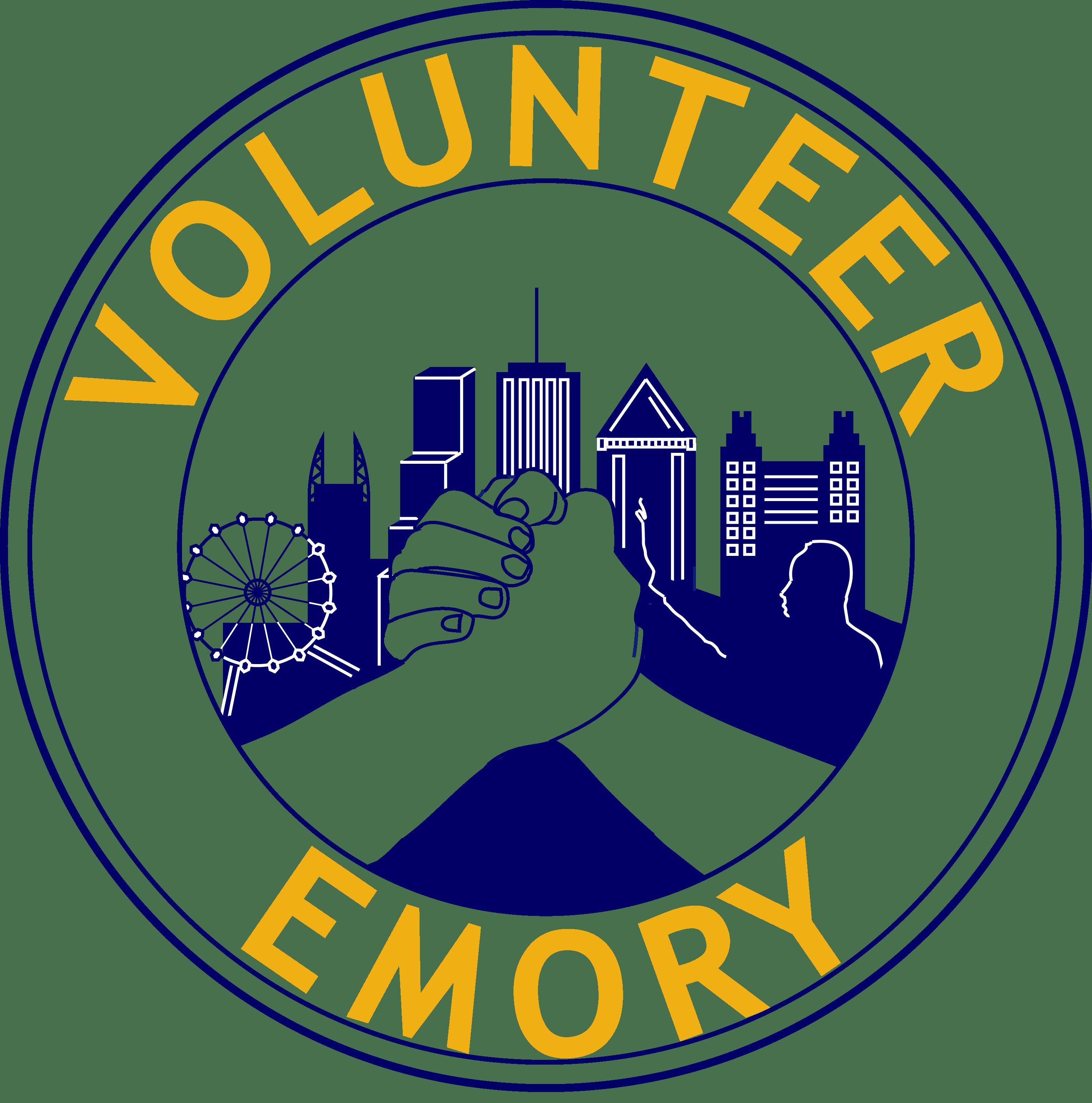 Volunteer Emory logo