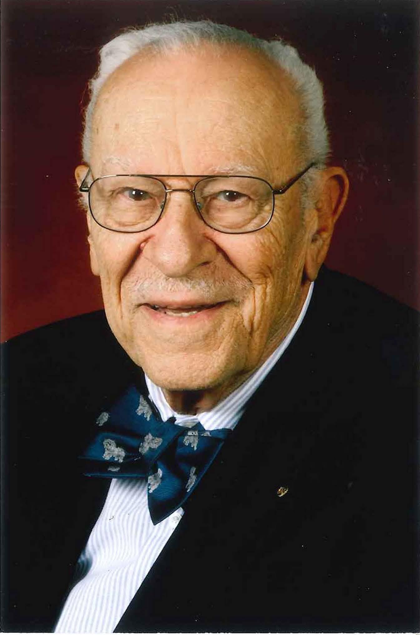 J.B. Black, Jr., Dean Emeritus, Miller College of Business