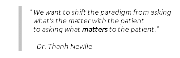 Dr. Neville Quote