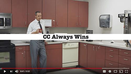 CC vs DU
