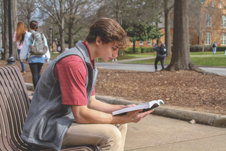 Sam Faulkner, UA Student