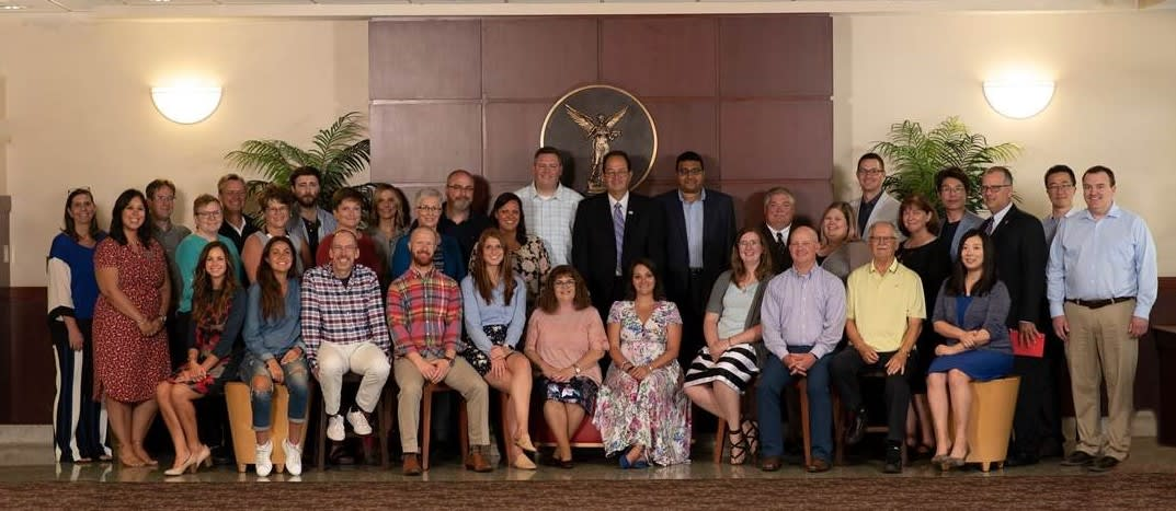Miller College Management Department Faculty & Staff 2020