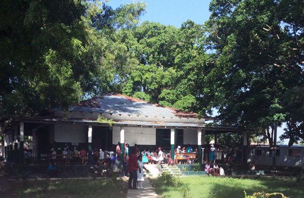 Emory Clinic Haiti