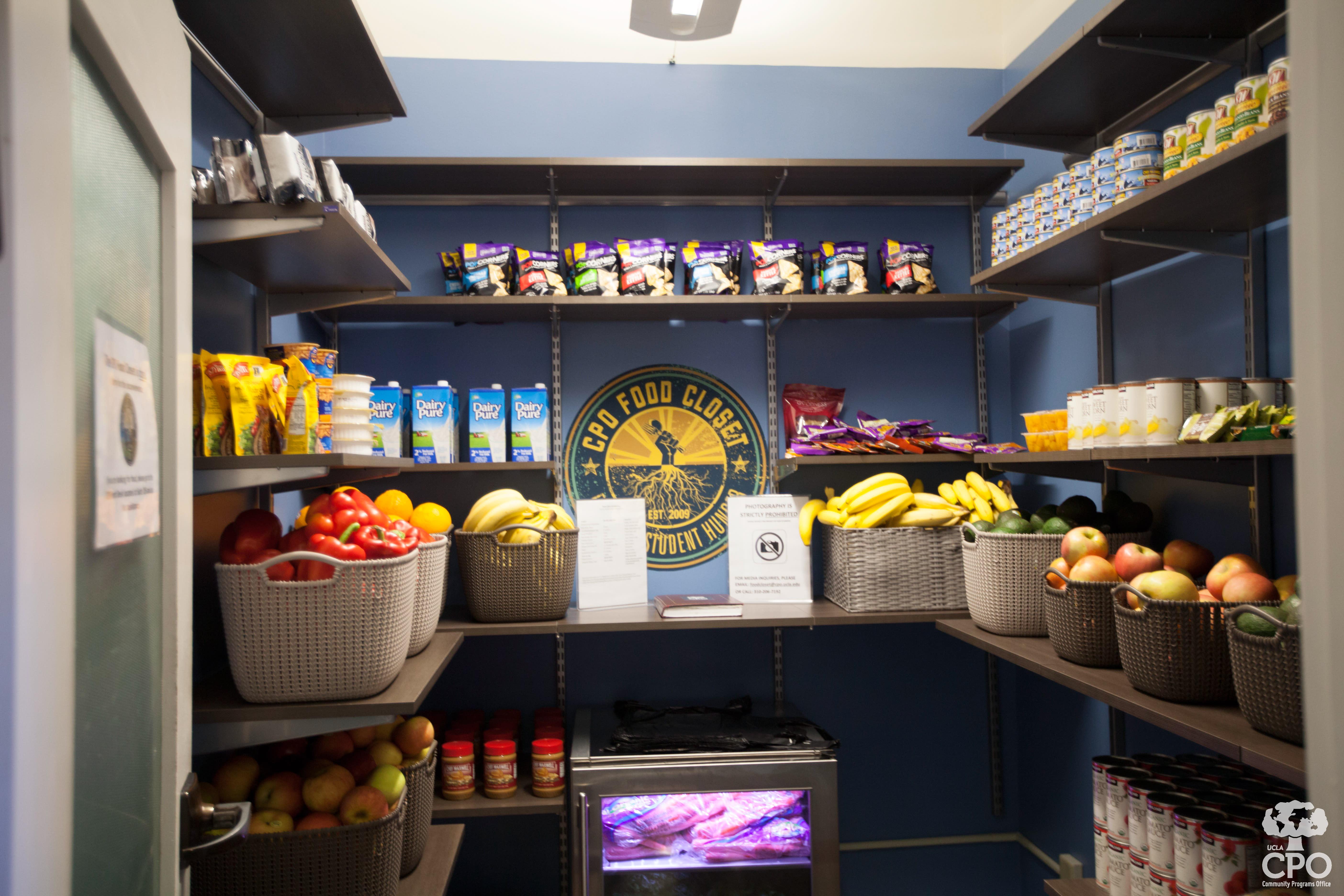 CPO Food Closet