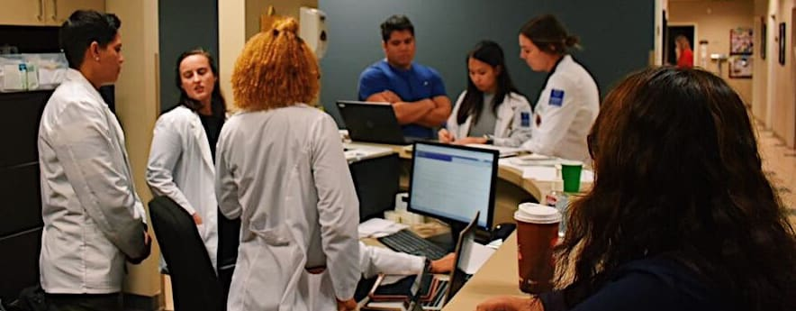 VMIS group at the hospital