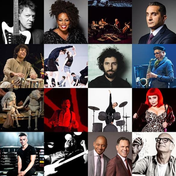 Single tickets are now on sale for all 2016-17 performances. Who are you most excited to see?