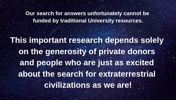Our Research Depends on Donors like you!