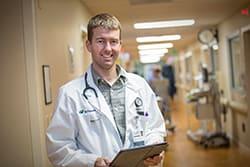 Jonathon Kirkwood, MBA Student