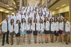 UNR Med Faculty and staff group photo