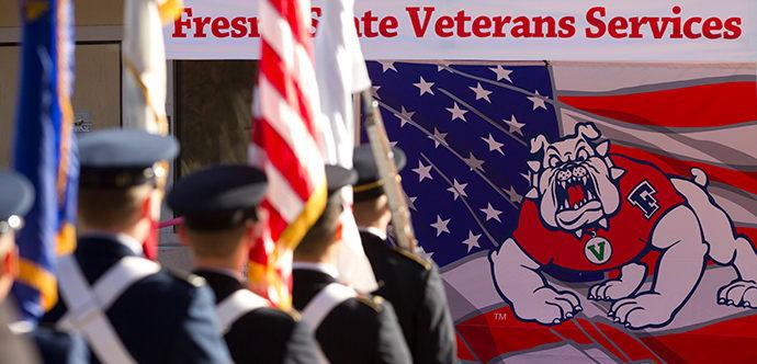 Fresno State Veteran's Services