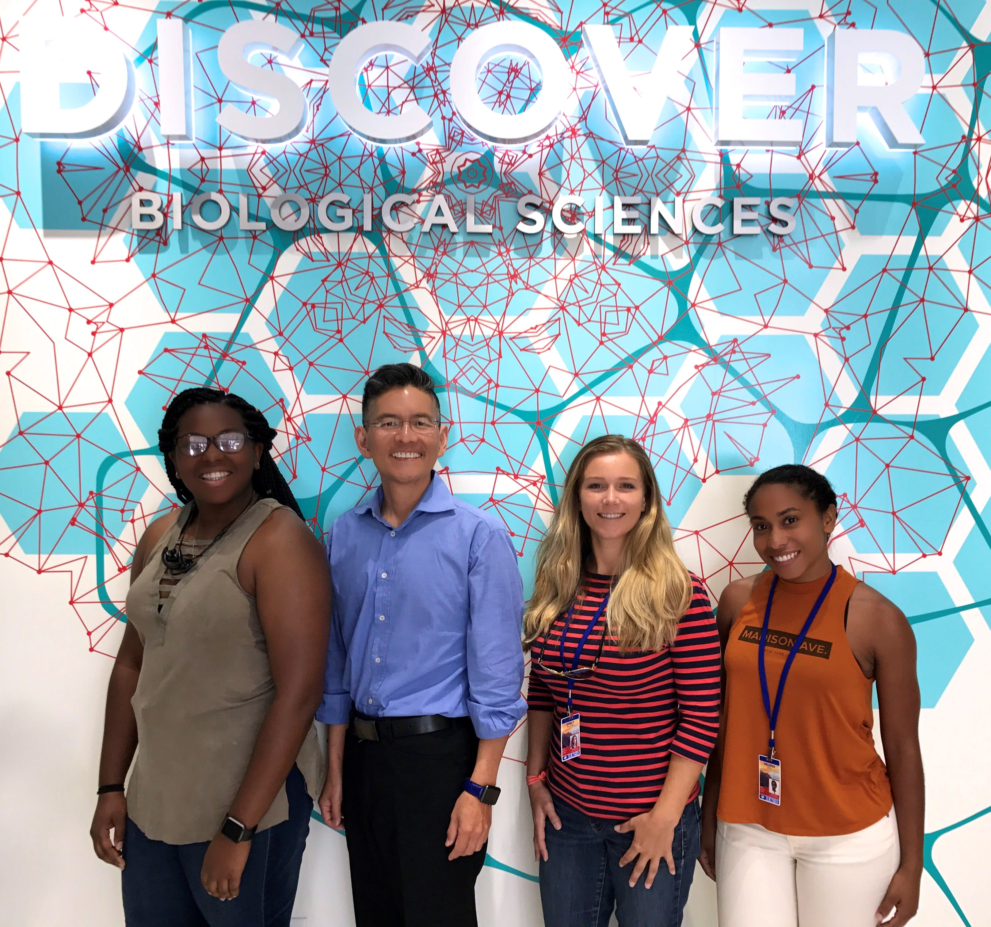 UC San Diego Giving Day 2019 | Biological Sciences