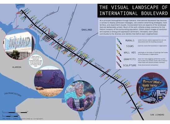 The Visual Landscape of International Boulevard
