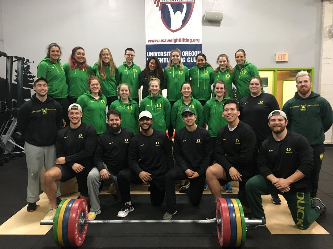 8f8ececbd82b Thank you so much for taking the time to take a look at our fundraiser for  the University of Oregon Weightlifting Club. For those of you that are not  ...