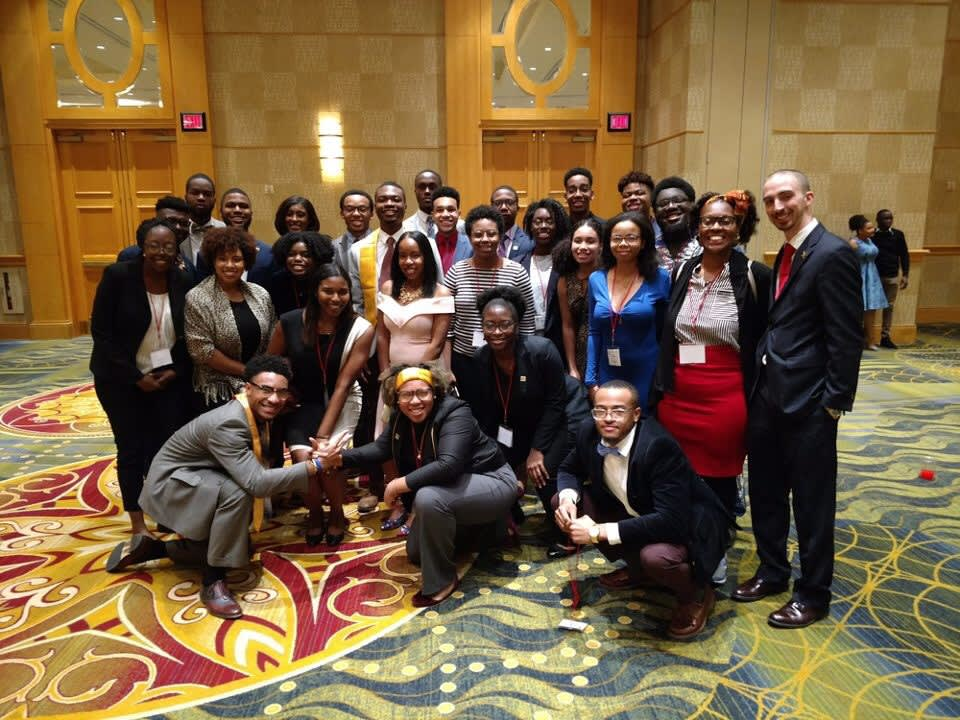 Past Projects | Pitt NSBE National Convention Fund 2019