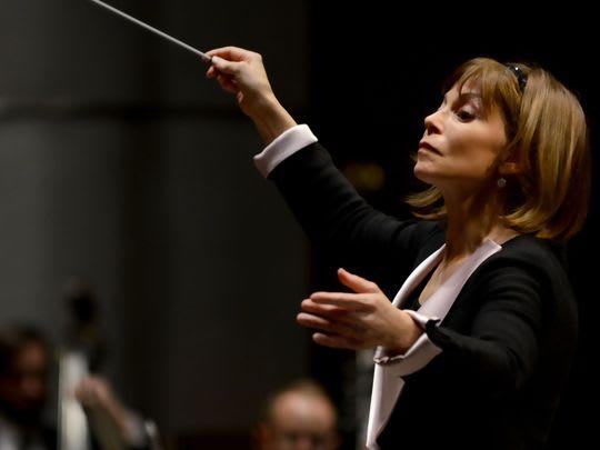 Buffalo Philharmonic Music Director JoAnn Falletta