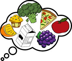 graphic of food essentials