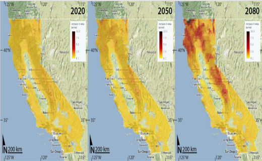 Image: Remote Sensing Data California Wlidfires