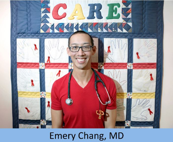 Dr. Emery Chang, MD