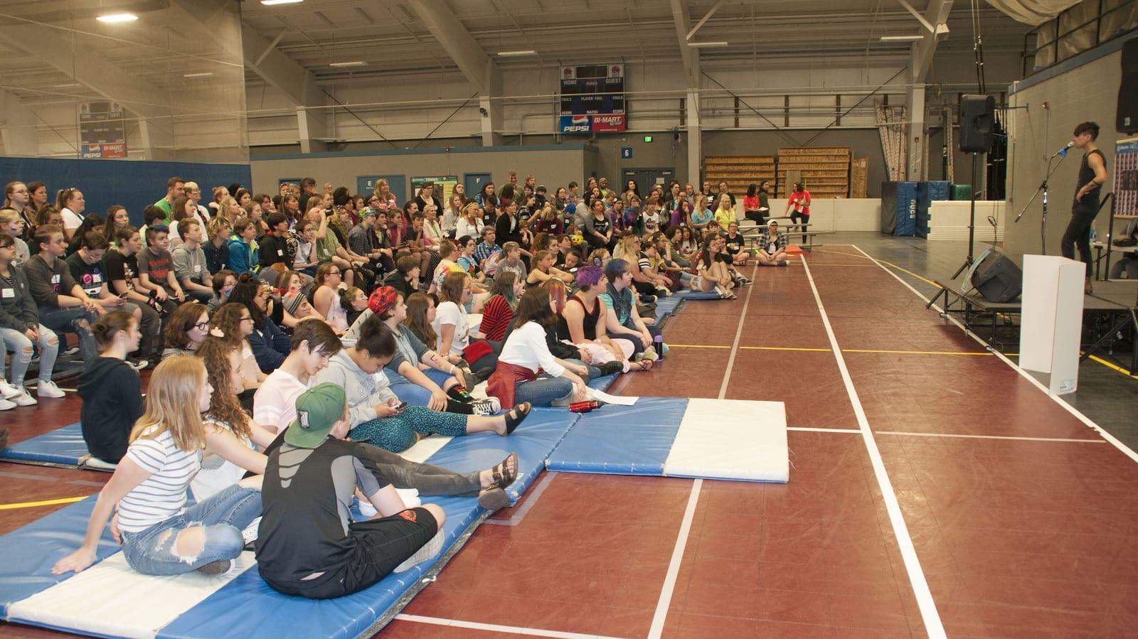 University of Oregon   TeachOUT Youth Summit