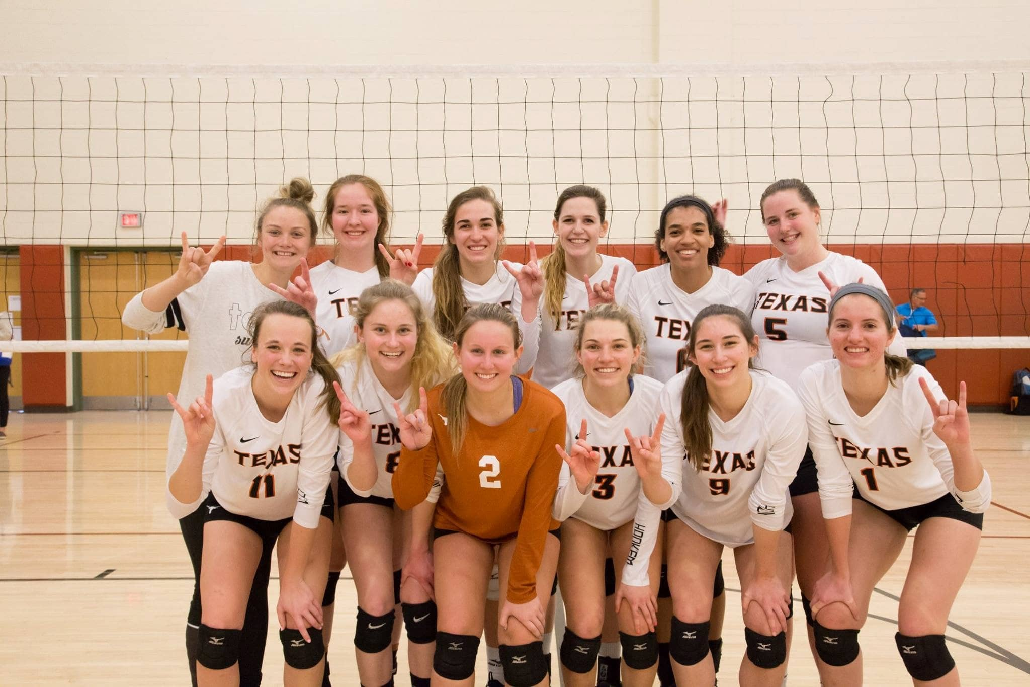 40 Hours For The Forty Acres 2018 Texas Women S Club Volleyball