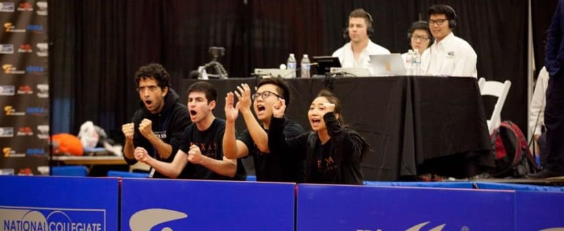 Funded Send Texas Table Tennis To Nationals