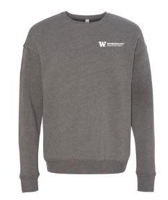 Grey sweatshirt with UW Epi logo