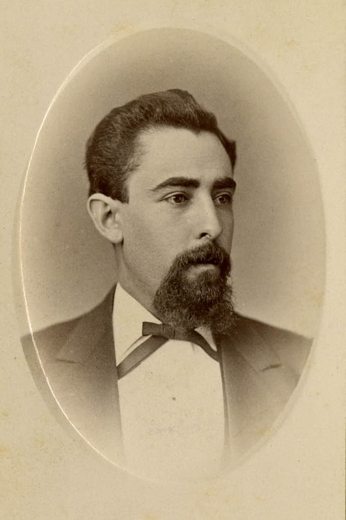 Reginaldo F. del Valle, Reginaldo F. del Valle Portraits, 1880-1920, MSP 2230, California Historical Society, MSP-2230_005