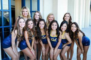 Cal Dance Team 15-16