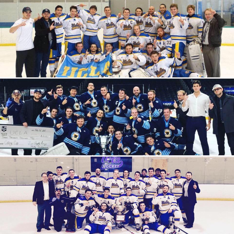 Past Projects | UCLA Ice Hockey 2017