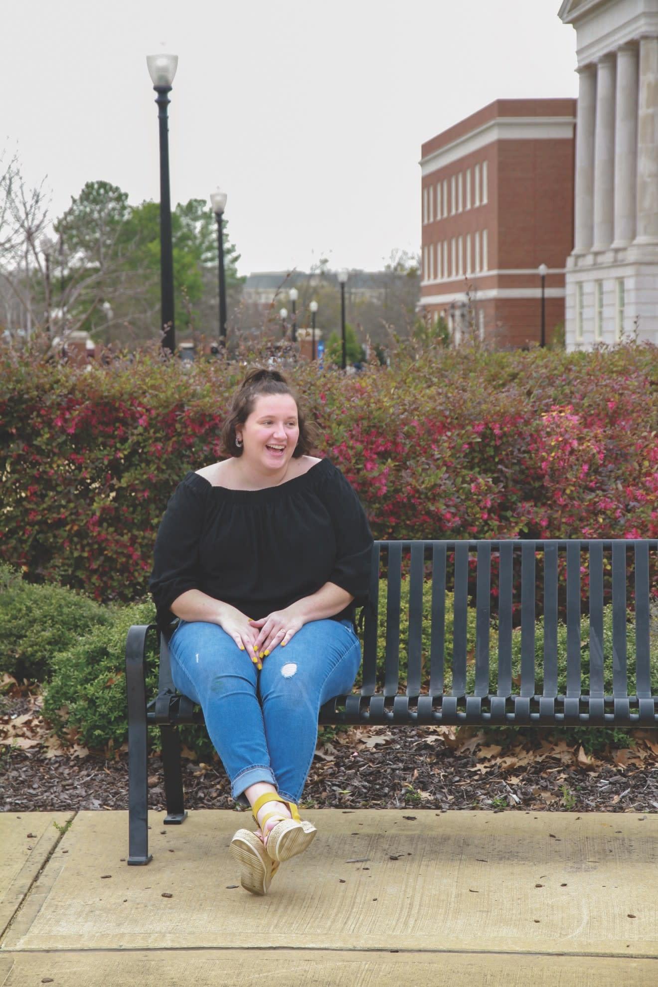 Taylor Reeder, UA student