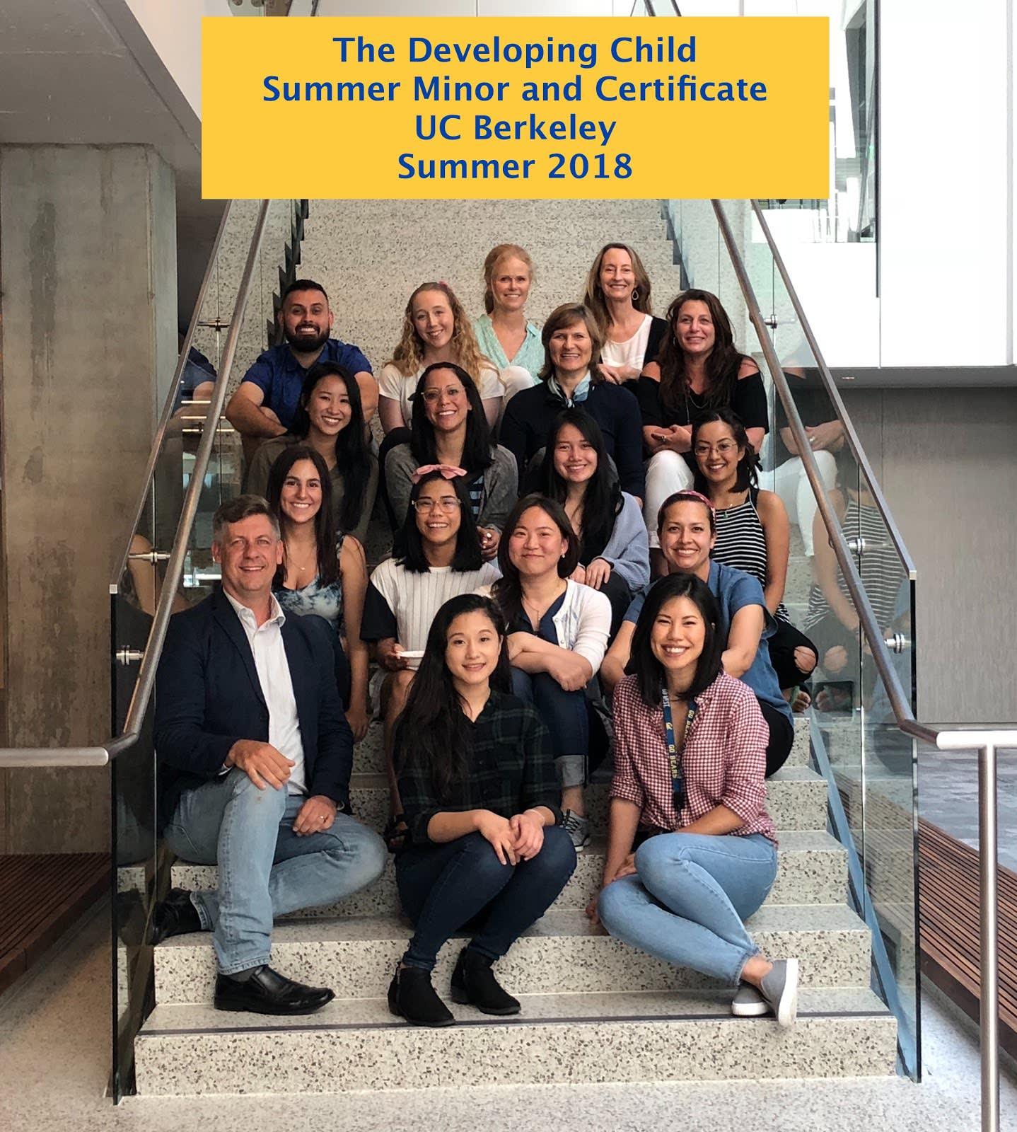 2018 Summer Cohort