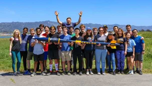 IREC Competition and Research Rocketry Image