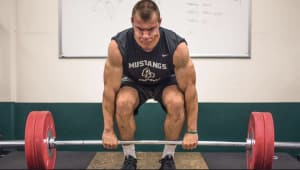Mustang Strength Project