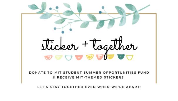 MIT Sticker+Together Image