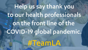 #TeamLA: UCLA Health Gift Card Drive